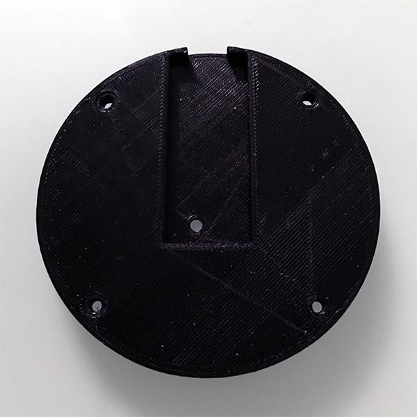 3D Spherical Mouse case-base