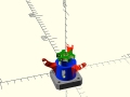 adaptive-gripper-3D-printed-nema-body-connector