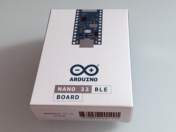 arduino-nano-unboxing-nano-33-BLE-box