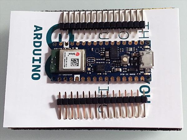arduino-nano-unboxing-nano-33-BLE-front-top