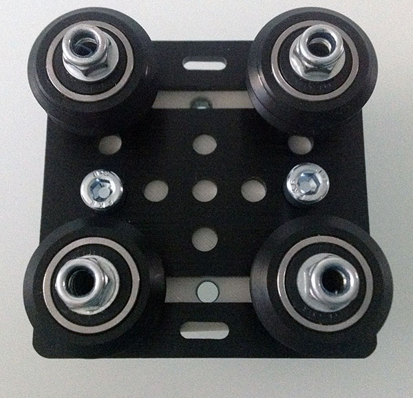 openbuilds gantry plate v2 delta carriage nuts