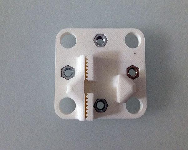 openbuilds gantry plate v2 delta carriege