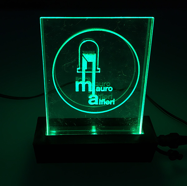 logo-backlight-lasercutted-green-light