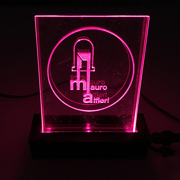 logo-backlight-lasercutted-red-light