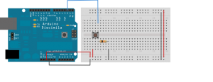 Arduino Button example