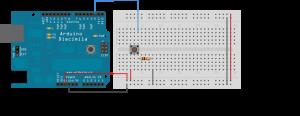 Arduino Button example