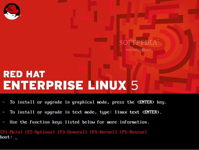 Red-Hat-Enterprise-Linux-5-4-boot