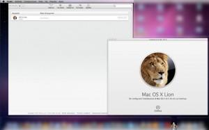 Installer Lion