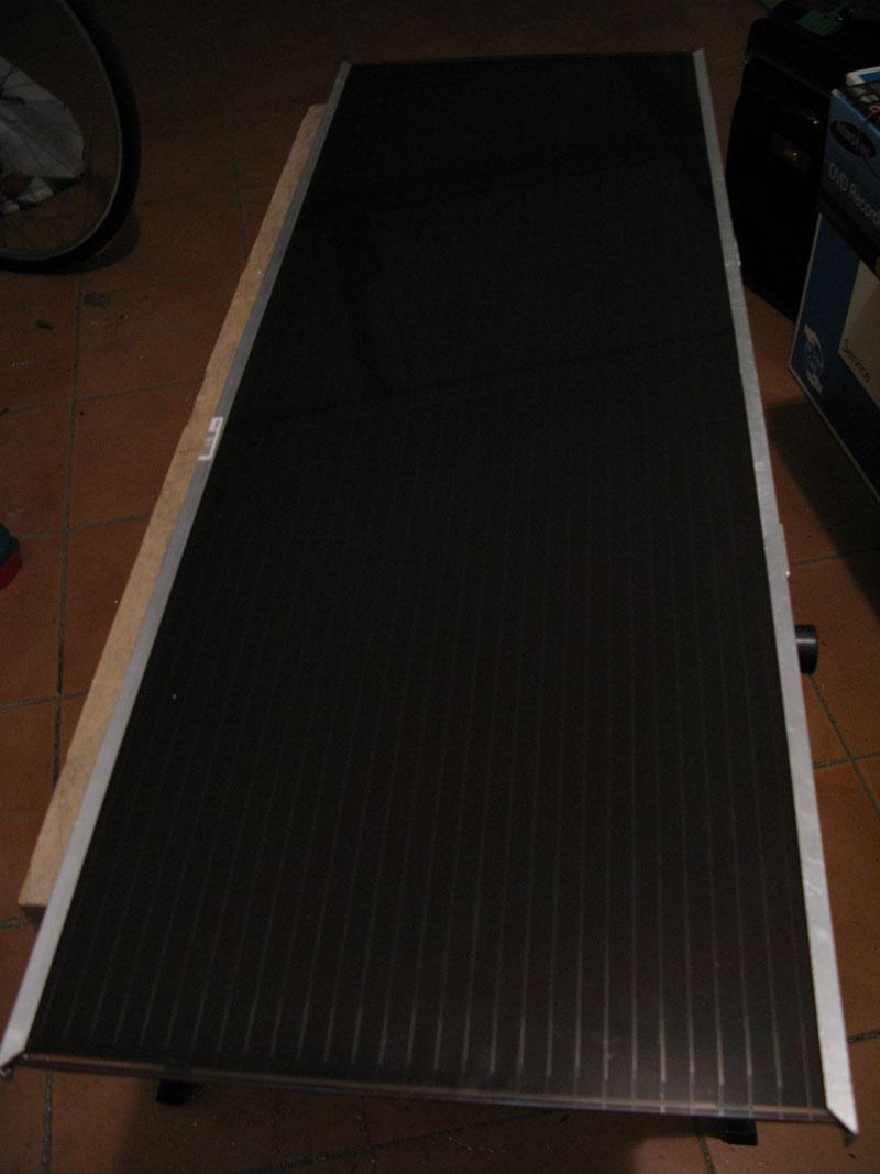 Pannello Solare Ibrido Ad Idrogeno : Fotovoltaico inseguitore solare prima parte mauro