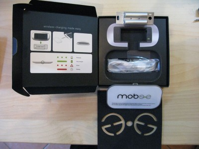 Magic Charger - unboxing Step 3