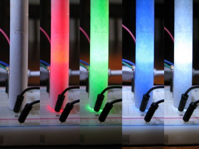 Led RGB con Arduino