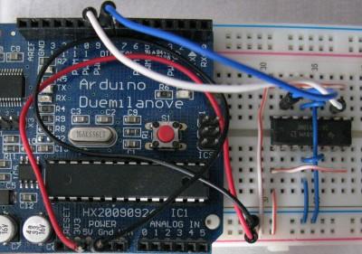 Motori bipolari pin 9 Arduino su SN754410NE