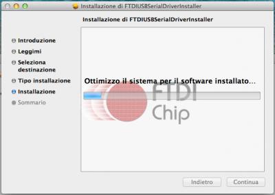 FTDI USB installazione - Slide 5