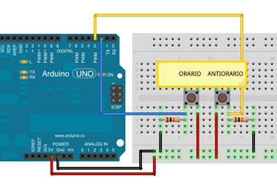 Collegare due pulsanti ad Arduino