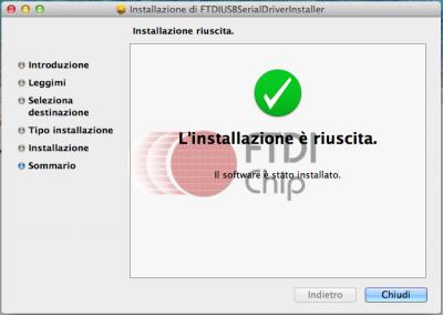 FTDI USB installazione - Slide 6