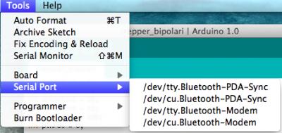 Arduino Mac Os X Lion No USB