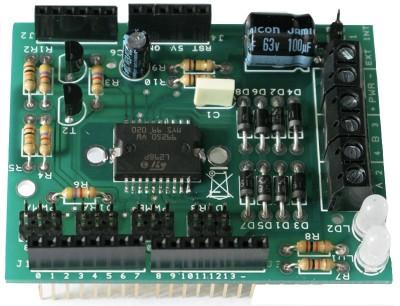 Pin per connessione ad arduino