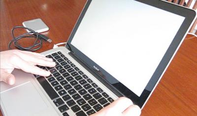 Avvia il MacBook premendo C