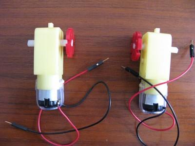 Beginner Robot Motori
