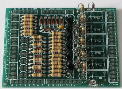 Montare i transistor