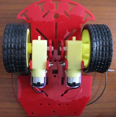 Beginner Robot - Montaggio ruote