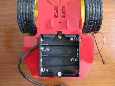 Porta batterie 6v