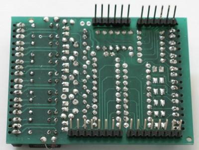 Pin di connessione ad Arduino