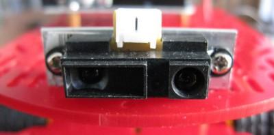 Sensore frontale GP2Y0A21YK