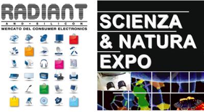 Radiant - Scienta & Natura EXPO