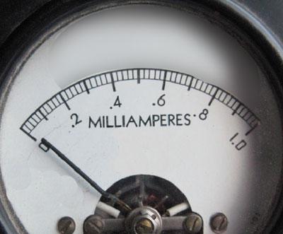 milliamperometro