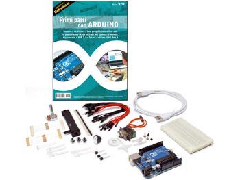 ArduinoKit + Libro Primi Passi