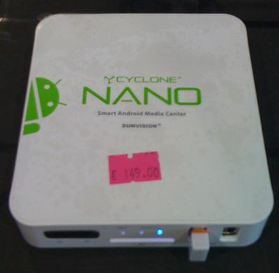 nano android