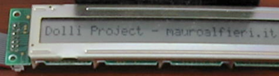 Intro dolly project