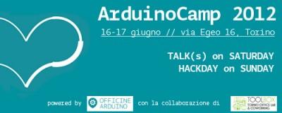 Arduino Camp 2012