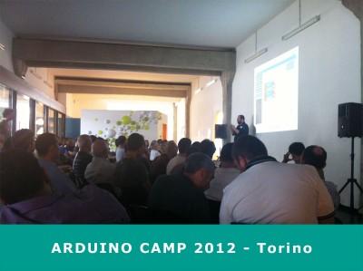 Presentazione Banzi Arduino Camp
