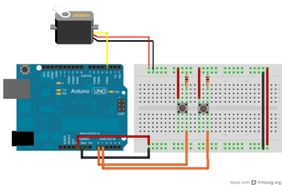 how to create a forever loop in arduino