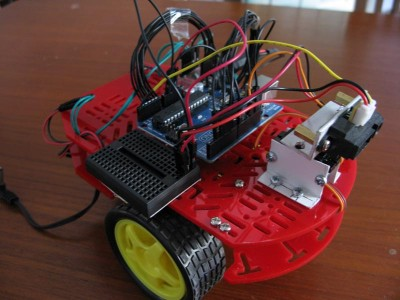 beginner robot kit II