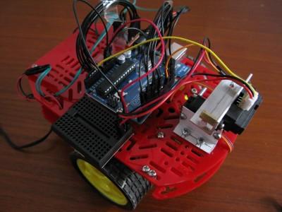 beginner robot kit - alto