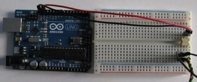 circuito TLP732-Ardino