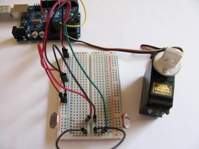 inseguitore solare con arduino