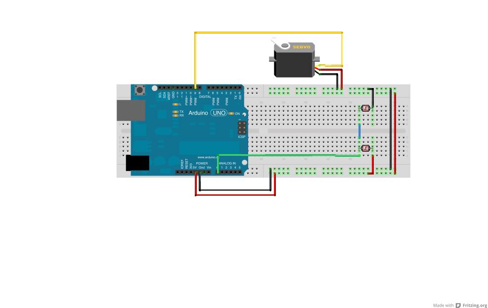 Pannello Solare Con Arduino : Inseguitore solare con arduino prima parte mauro