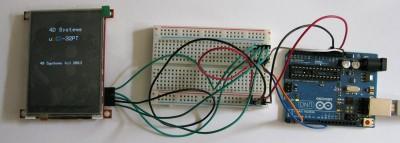 SGC con Arduino