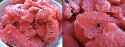 Polpa di anguria