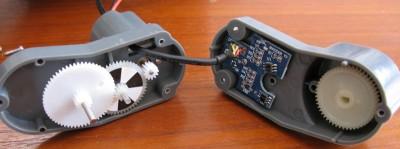 rover 5 encoder