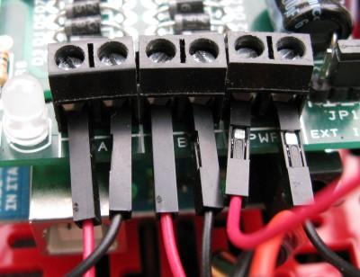 connessioni rover5