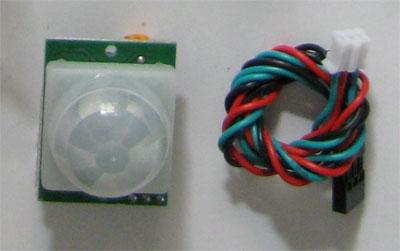 Sensore PIR