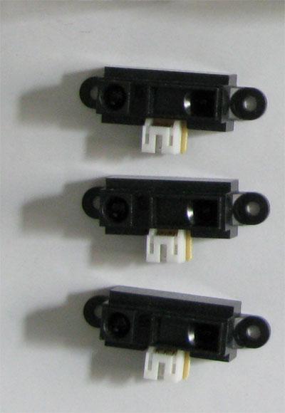 Sensori Sharp 2D120X