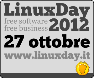 LinuxDay 2012