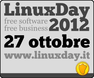 LinuxDay 2012
