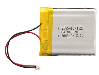 batteria Li-Po